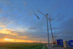 1e windturbine staat