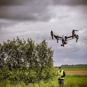 drone-opname roparun